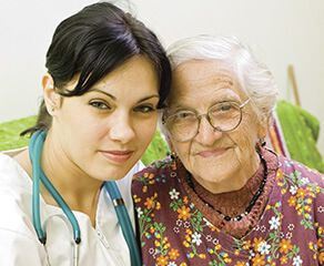 Senior in home care services for older adults are offered by Alliance for your loved ones 24/7 – image.